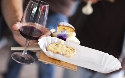Don't miss Fernwood Bites, a fun food and wine tasting event happening June 24 this year! Photo by Derek Ford