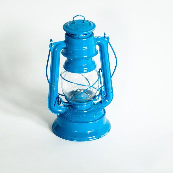 Vintage Lantern Meva 864 Lamp Railroad Lantern Paraffin