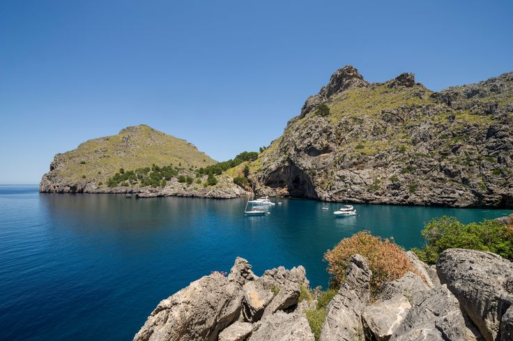 View of Bay at Mallorca www.golfancountrytravel.nl