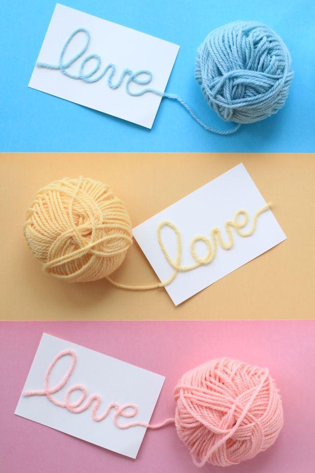 LOVE wol!  Leuke Valentijn kaart