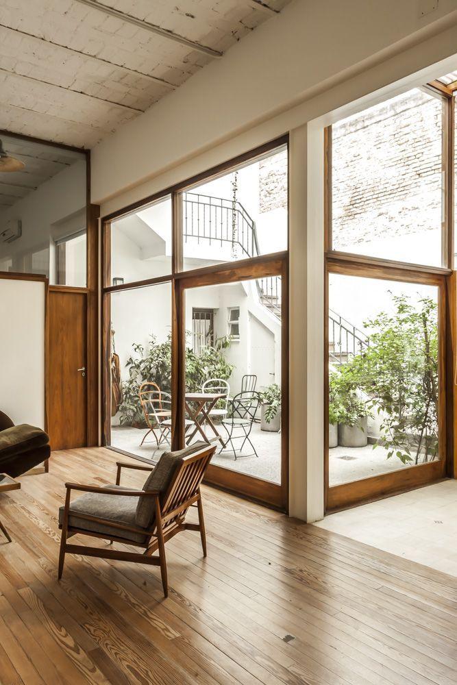 Casa Vlady: House Refurbishment / BVW Arquitectos - Buscar con Google