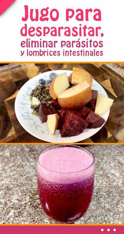 Dieta para eliminar parasitos intestinales rapidamente