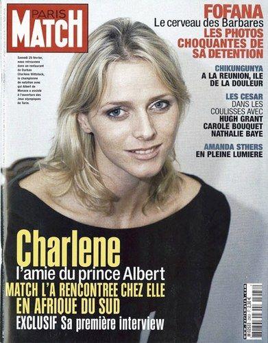 Charlene de monaco (couvertures de magazine) - Photo 203 : Album photo - m.teemix.aufeminin.com : Album photo - m.teemix.aufeminin.com -