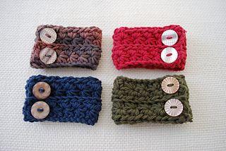 Ravelry: Star Stitch Bracelet Cuff pattern by B.hooked Crochet