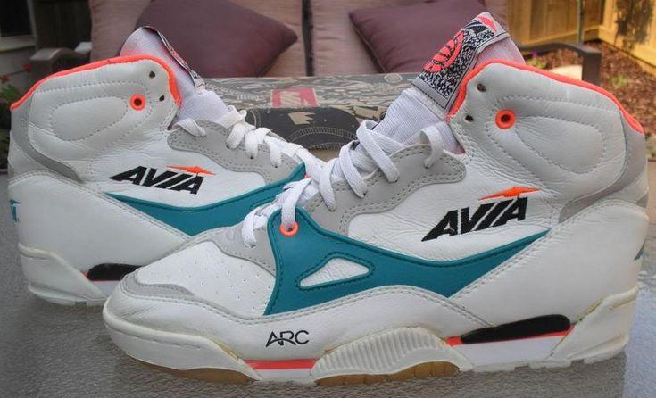 Avia Arc Court basketball hitop