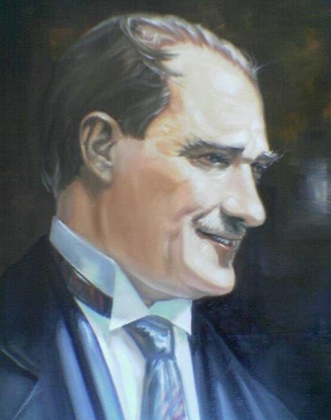 Ataturk Un Yagli Boya Resimleri Yagli Boya Resimler Resim