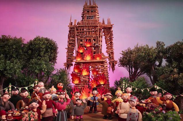 Videoclip: Radiohead - Burn the Witch