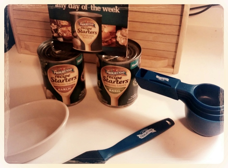Nanny to Mommy: Progresso Recipe Starters Review + Giveaway  http://mrsdchastain.blogspot.com/2012/09/progresso-recipe-starters-review.html#