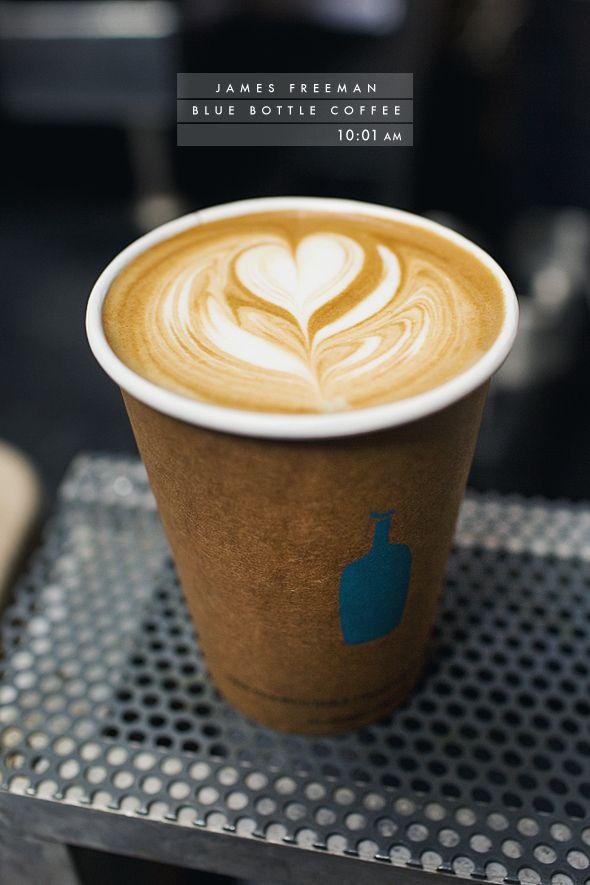 Yes, please! (Blue Bottle Coffee Co., SF)