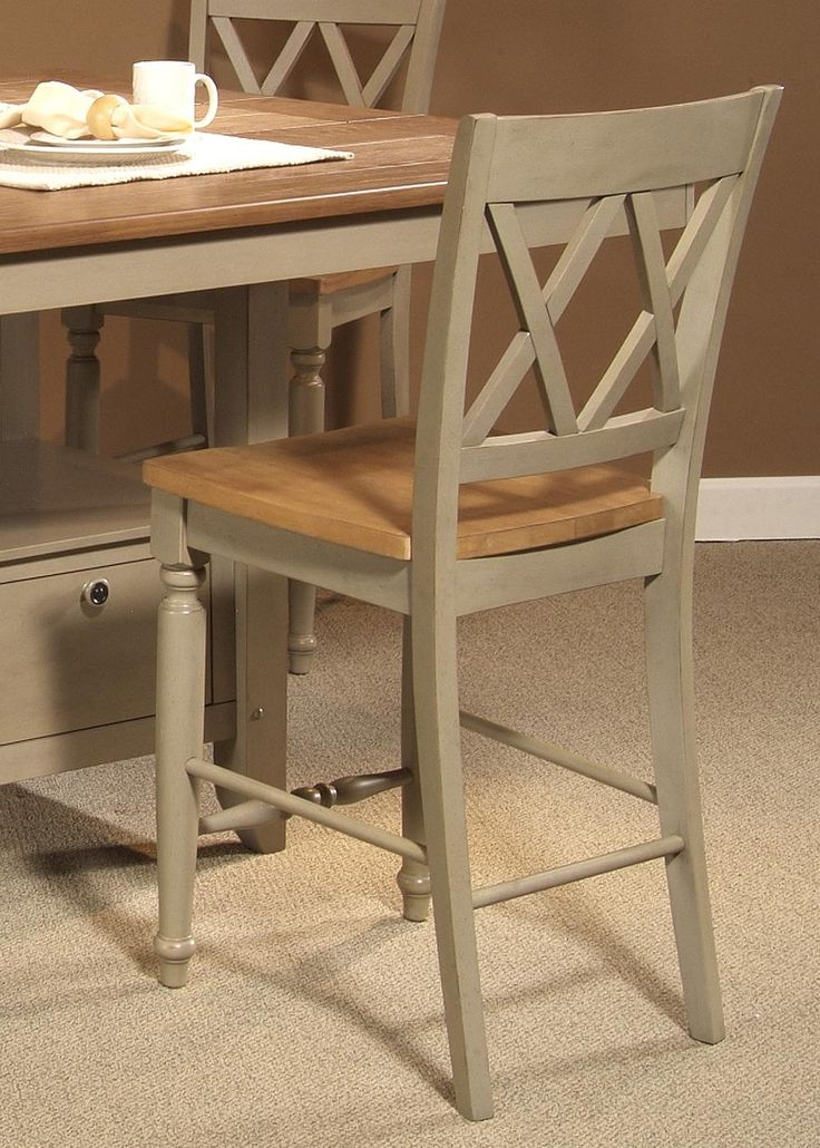 Al Fresco III Counter Chair with Double XBack by Liberty