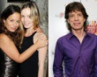 Mick Jagger's children are stepping into their own spotlight. His daughter Georgia May Jagger is a model. Jade Jagger is a jewelry designer.