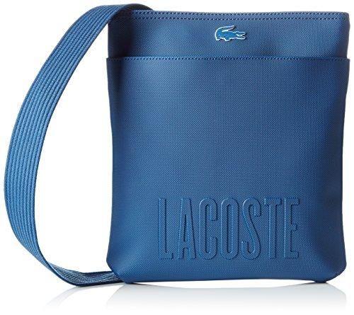 Oferta: 114.05€. Comprar Ofertas de Lacoste NH2003MS, Bolso Bandolera para Hombre, Azul Marino (Dark Blue), 29 x 2 x 26 cm barato. ¡Mira las ofertas!