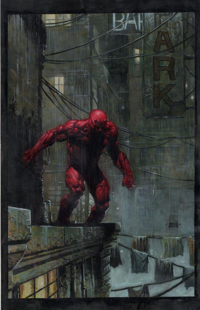 Daredevil by David Finch/Search//Home/ Comic Art Community GALLERY OF COMIC ART