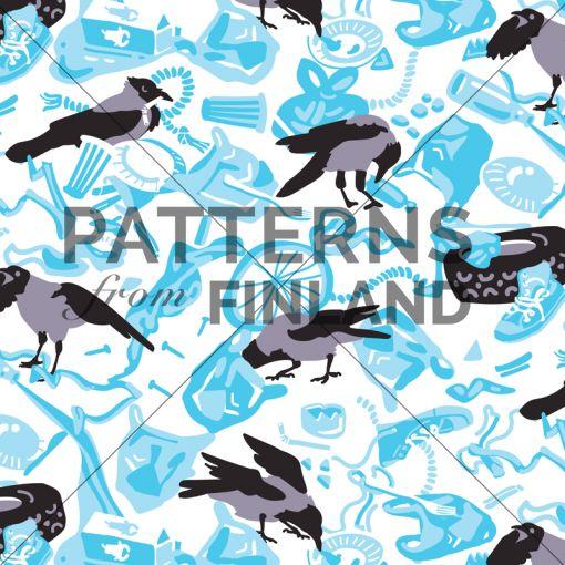 Crow / Design: Hanna Ruusulampi