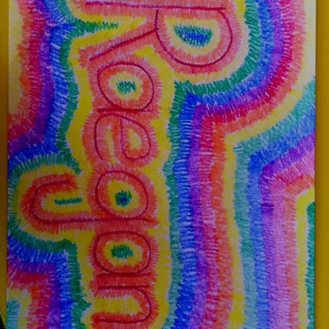 Find Fun Art Projects To Do At: Best 25+ Name Art Projects Ideas On Pinterest