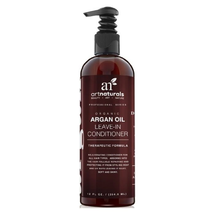Call on the powers of argan oil when you treat dry, thirsty hair with this restorative conditioner that promotes new hair growth and is ideal for all hair types.