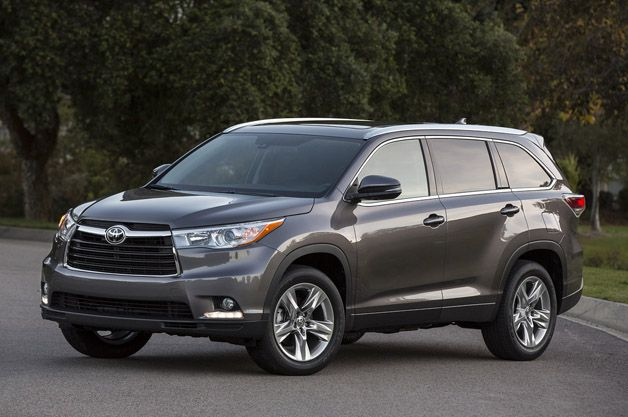 First Drive: 2014 Toyota Highlander - http://www.justcarnews.com/first-drive-2014-toyota-highlander.html