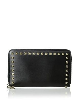 20% OFF VALENTINO Women's Studded Wallet, Black