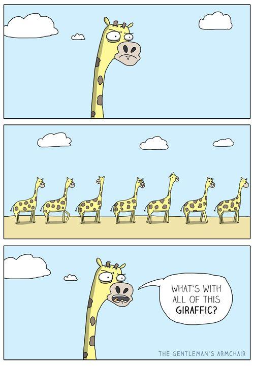 Funny giraffe cartoon meme - photo#32