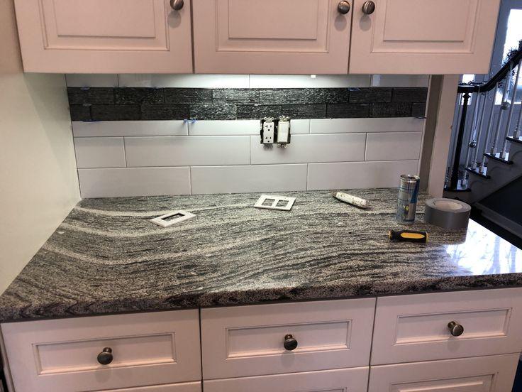Cambria Roxwell Quartz ️ Faux Granite Countertops Brown