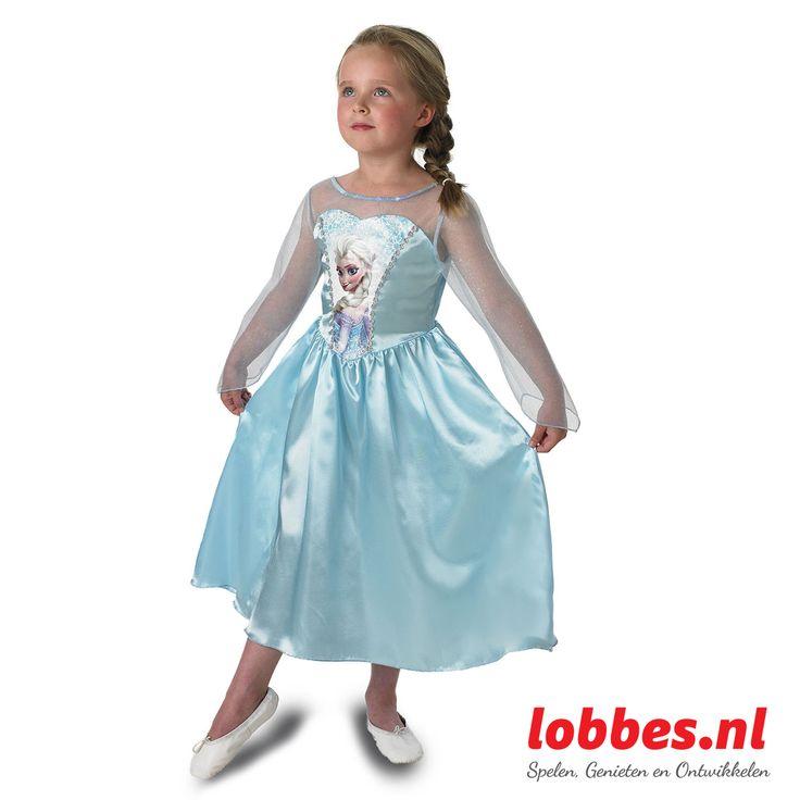 Zijn jouw kinderen ook helemaal fan van FROZEN?  Met deze sprookjesachtige jurk kunnen ze eruit zien als Elsa van Disney Frozen. Voor meer frozen kijk op lobbes.nl