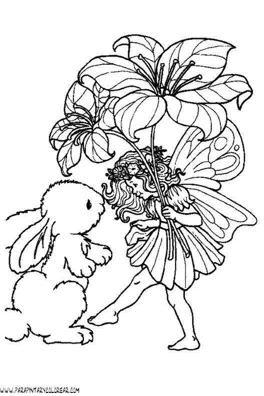 Ms de 25 ideas increbles sobre Dibujos de hadas en Pinterest