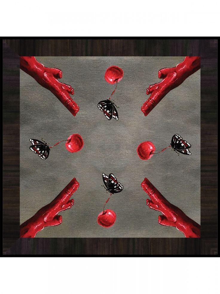 Casanova Mens Handkerchief – Hamid Nicola Katrib