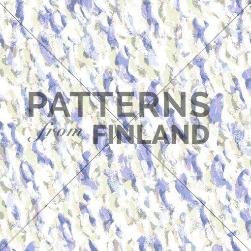 Leaves – Springjoy by Sari Taipale   #patternsfromfinland #saritaipale #pattern #surfacedesign #finnishdesign