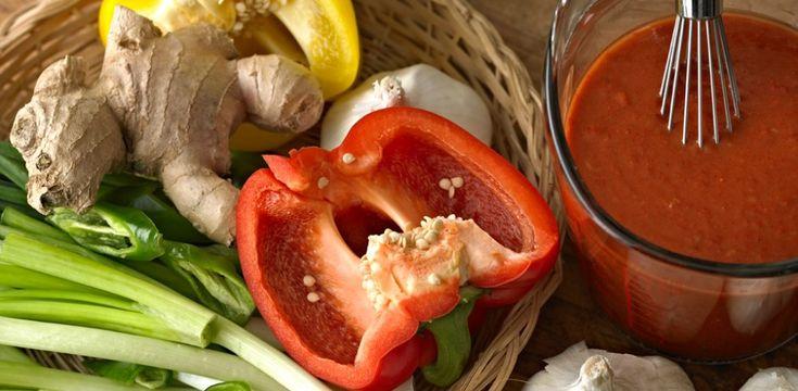 Zenzero: 5 ricette salate facili e veloci