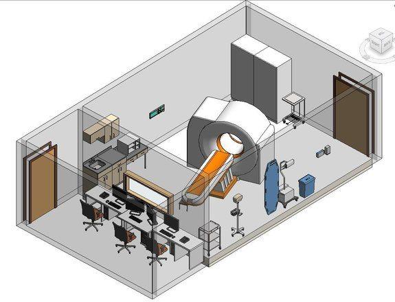 Ct Scan Room Hospital Design Ct Scan Hospital Interior