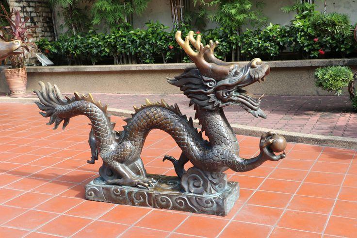Statue garden in Malacca