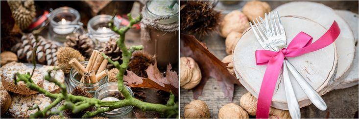 Hochzeit im Herbst Ideenfindung | Styled Autumn Wedding Shoot November 2013