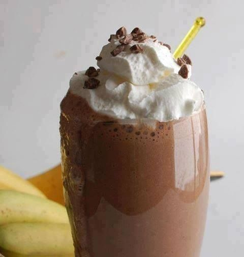 DIABETIC CHOCOLATE SMOOTHIE  ½ cup low-fat vanilla yogurt ½ cup skim milk ½ small banana, cut into chunks 1 tsp sugar-free instant chocolate pudding mix  Combine all ingredients in blender or food processor. Cover and blend until smooth.  Makes 1 serving.  Dietary Exchanges: 1 Milk, 1 Fruit  Nutritional information (per serving): 171 Calories 10 g Protein 24 g Carbohydrates 4 g Fat 203 mg Sodium 16 mg Cholesterol  *You may top with Cool Whip Lite! - Carly Gill ('Skinny Body Care') on…