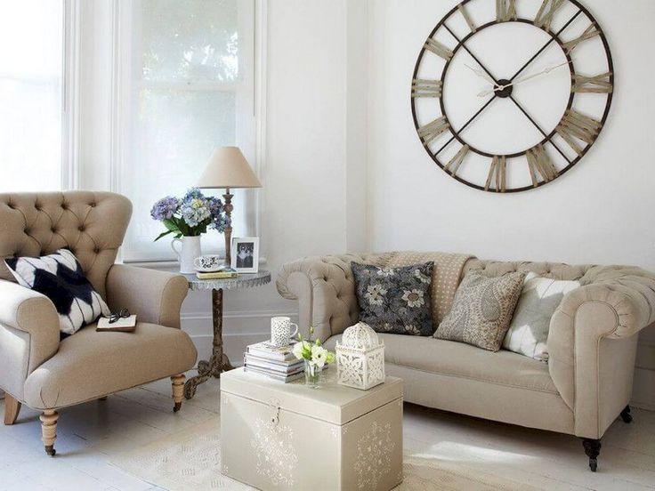 13+ Top Farmhouse Wall Decor Ideas Living room decor