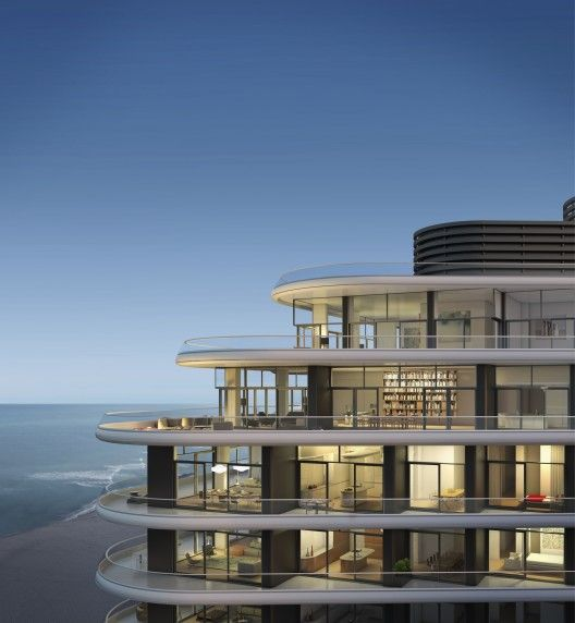 Luxurious Faena House in Miami Beach designed by Foster + Partners © Faena Group