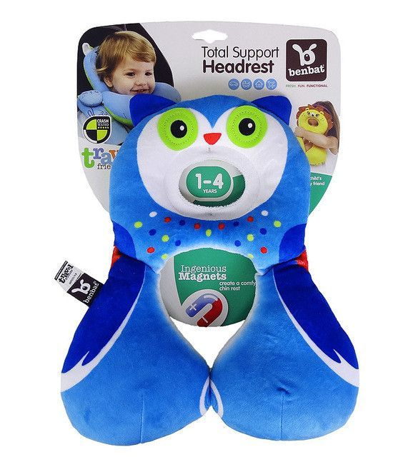 1-4 years Baby Stroller Accessories Pillow Cushion Pad Baby Newborn Neck Animal Pillow U-shaped Travel Pillow car seat pillow