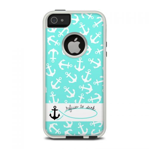 Refuse to Sink OtterBox Commuter iPhone 5 Case Skin
