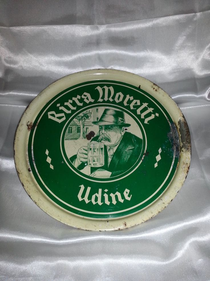 VASSOIO BAR BIRRA MORETTI UDINE