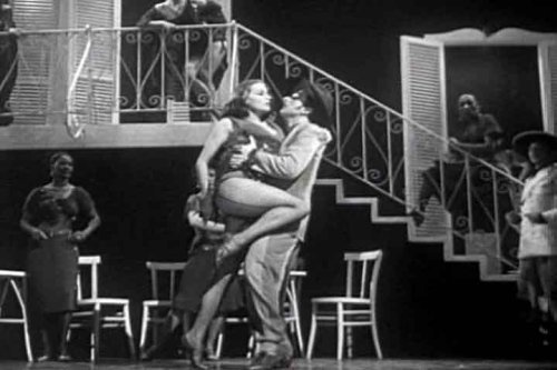 awesome Best Dancers of All Time in Movies: Mambo DVD (1954) Starring Silvana Mangano, Michael Rennie, Vittorio Gassman, Shelley Winters, and Katherine Dunham.