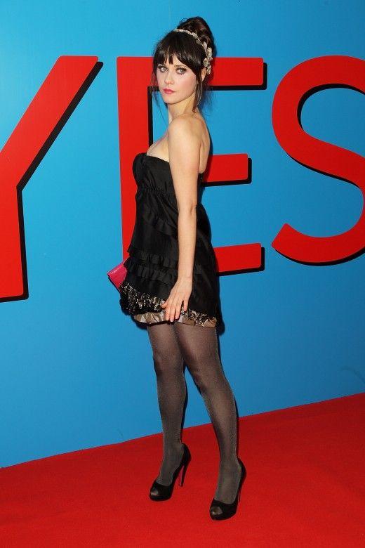 Celebrity heels pantyhose