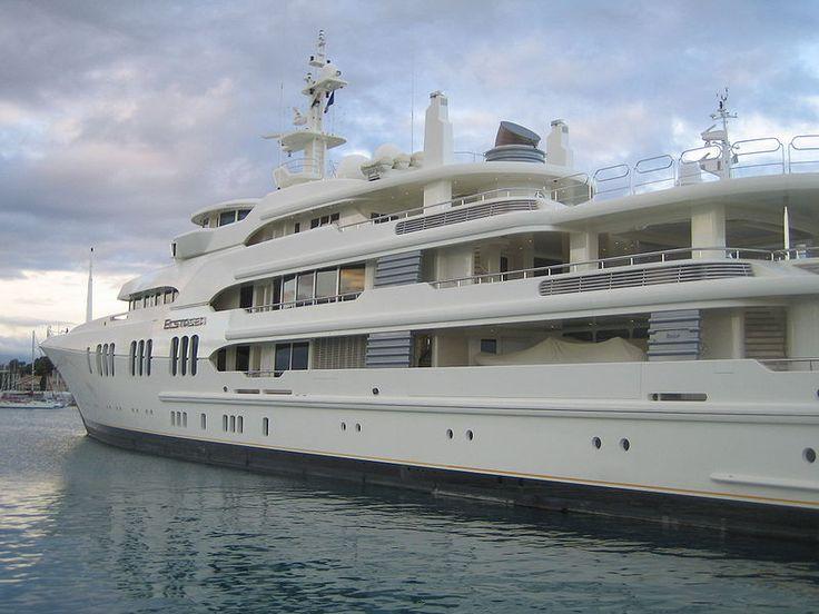 M/Y ECSTASEA #yacht #Tarraco #ENOSA #Port