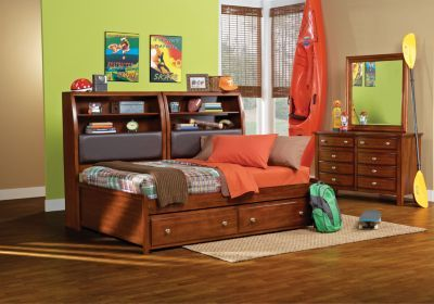 boy bedroom furniture santa 7 pc daybed bedroom furniture 10909