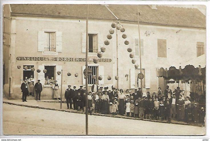 SAVIGNY SUR ORGE - Grand-Vaux - Place St Georges - CARTE PHOTO - Savigny Sur Orge