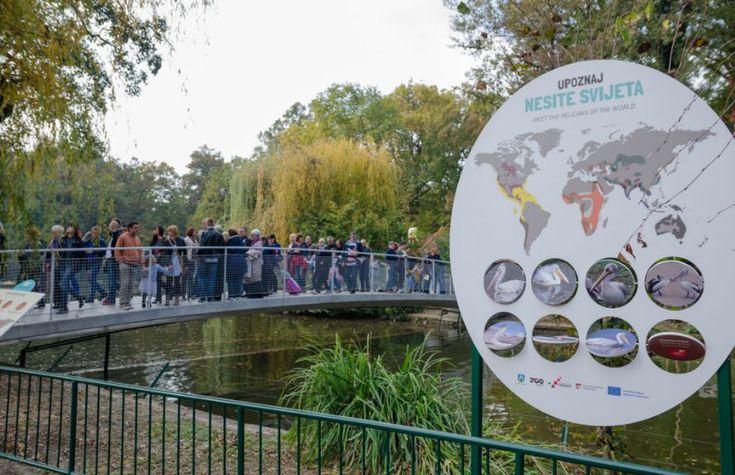 Zagreb Zoo http://www.croatiaweek.com/photos-modernised-zagreb-zoo-officially-opens/
