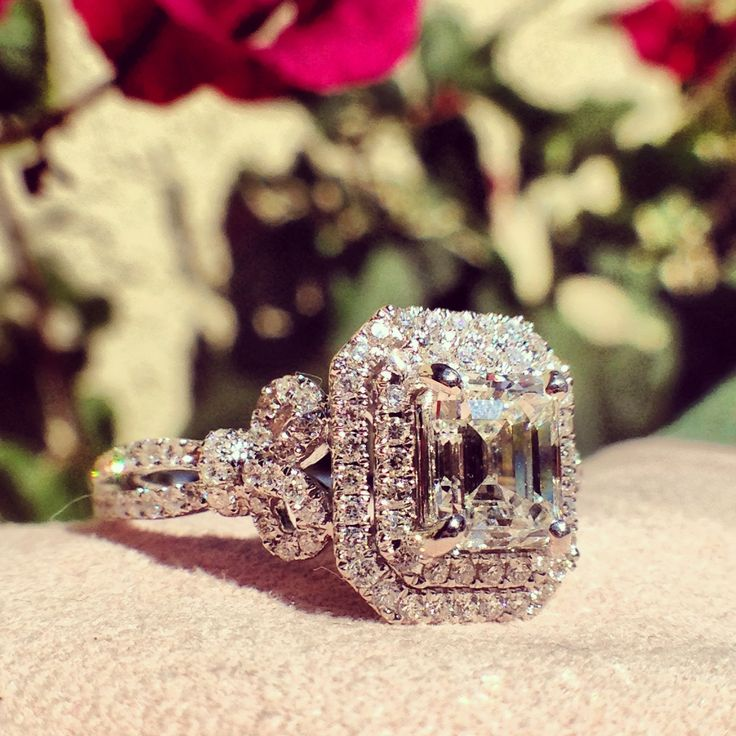 Beautiful Diamond Engagement Rings For Women: 17 Best Ideas About Beautiful Engagement Rings On