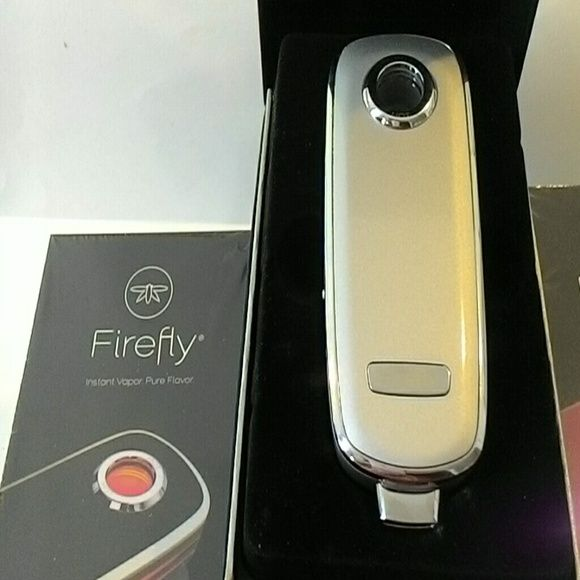 Firefly Convection Vaporizer 2016 Latest Version Dry Herb Vaporizer for dry herb vaping without burning your favorite herb for Aromatherapy. Authentic 2 years Warranty. In Red Silver or Black. Better than PAX and on same level as PAX 2. 1 of top 3 2015 Best Herbal Vaporizers for Dry Herb. I like all 3 The same. The most durable, sturdy & easiest to use is however Firefly. Other