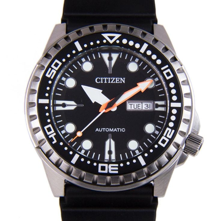 Chronograph-Divers.com - Citizen Automatic WR100m Stainless Steel Case Male Sports Watch NH8380-15E, $108.00 (https://www.chronograph-divers.com/citizen-automatic-wr100m-stainless-steel-case-male-sports-watch-nh8380-15e/)