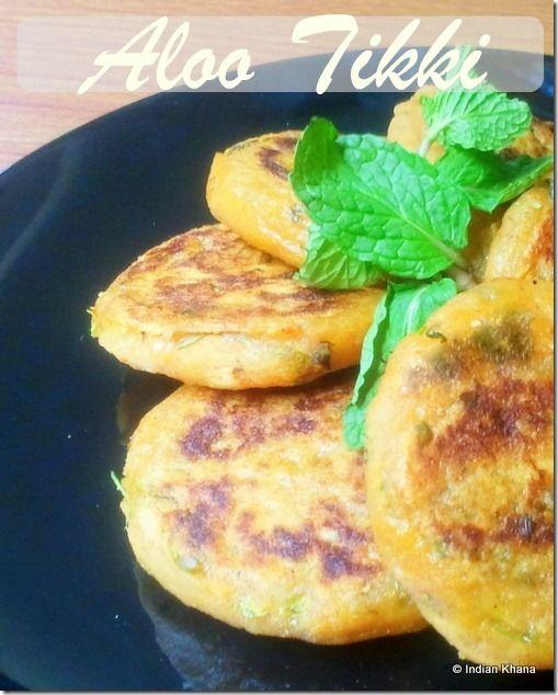 Eid Ul Adha Mubarak with Aloo Tikki | Potato Patties Recipe | Chaat Recipes