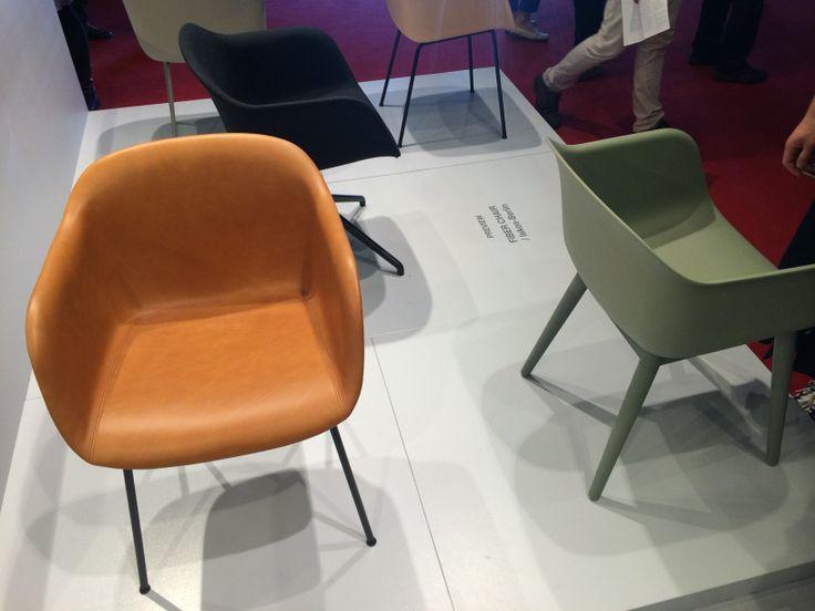 The Fiber Chair By Iskos Berlin. Salone Del Mobile 2014 Milano