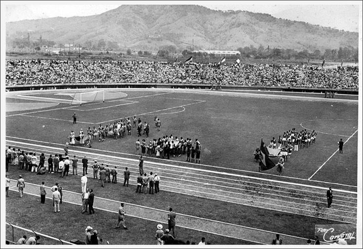 comienzo del estadio Atanasio Girardot